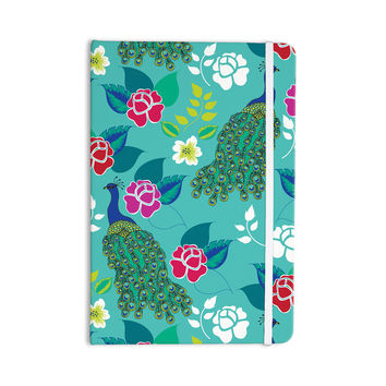 """Anneline Sophia """"Mexican Peacock"""" Everything Notebook - Outlet Item"""