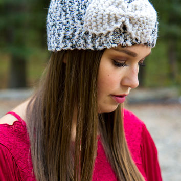 Warm Bow Headband