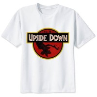 "Stranger Things ""Jurassic Park Inspired"" T-Shirt"