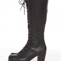 Stevie Hi Platform Boot | Jeffrey Campbell