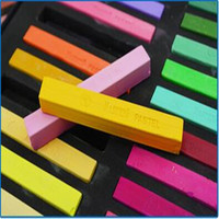12/24/3648 colors soft pastel stick  Crayons for drawing Art brush Stationery School supplies