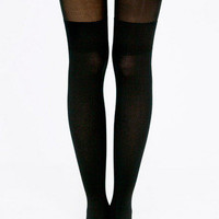 Pretty Polly Secret Socks Thigh High Tights $25