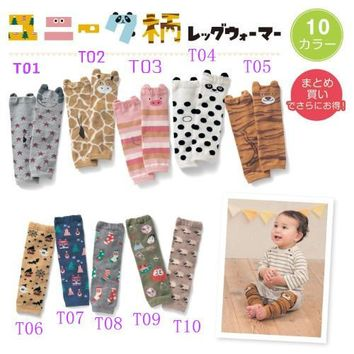 2015 New Baby Girl Boy Leg Warmers Legging Infantil Leggings Knee Pads For Children Kids Legs Newborn Socks Crawling Legwarmers
