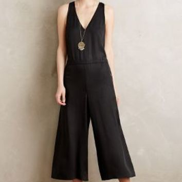 Elevenses Kilda Jumpsuit in Black Size: