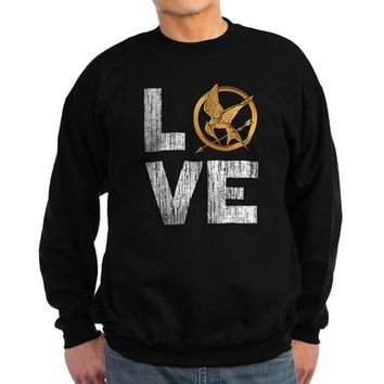 Hunger Games Bold Love Sweatshirt