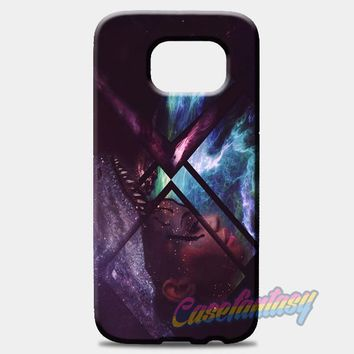 Djurassic Word Samsung Galaxy S7 Case