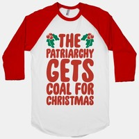 The Patriarchy Gets Coal For Christmas