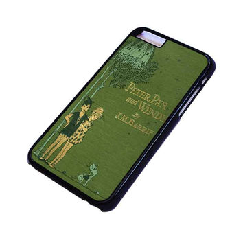 PETER PAN AND WENDY iPhone 4/4S 5/5S 5C 6 6S Plus Case Cover