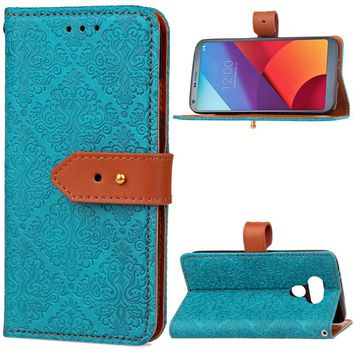 Flip Phone Case For Coque LG G6 Cover Wallet Style Leather & Silicone Cover For LG G6 LGG6 5.7 inch Mobile Phone Shell