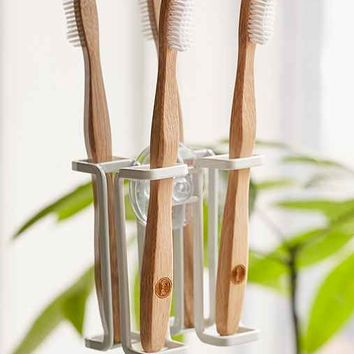 Tower Toothbrush Holder