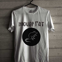 Mouse Rat band shirt for man and woman shirt / tshirt / custom shirt
