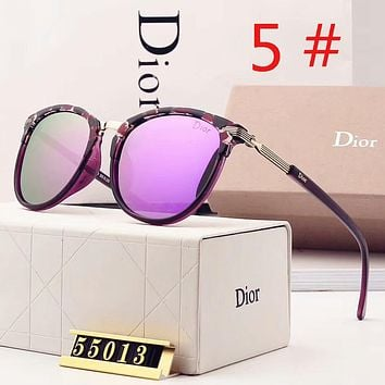 DIOR Fashion Women Casual Polarized Sun Shades Glasses Eyeglasses