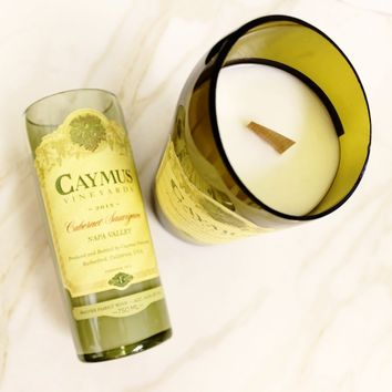 Caymus Wine Candle