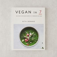Vegan in 7 By Rita Serano | Urban Outfitters