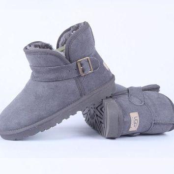 2018 Original UGG Women Trending Fashion Wool Snow Boots
