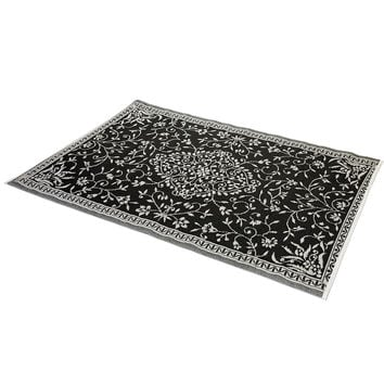 Blue and White Indoor/ Outdoor Area Rug (6' x 4') | Overstock.com Shopping - The Best Deals on 5x8 - 6x9 Rugs