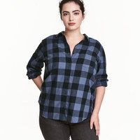 H&M H&M+ Flannel Shirt $24.99