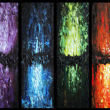 Color Panels 1 by Patricia Lintner