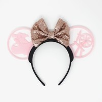 Once Upon A Dream with Custom Bow OR Tiara