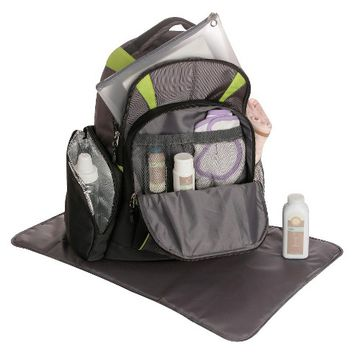 eddie bauer broadmoor diaper bag from target. Black Bedroom Furniture Sets. Home Design Ideas
