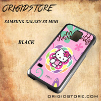 hello kitty 2 For Samsung Galaxy S5 Mini - Gift Present Multiple Choice