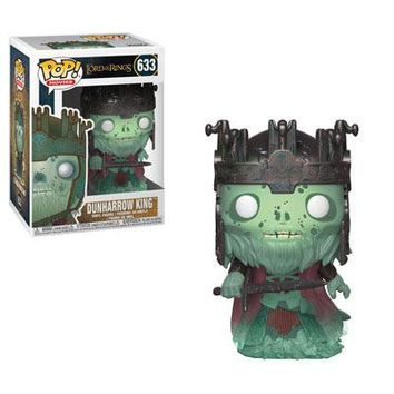 Dunharrow King Funko Pop! Movies Lord of the Rings