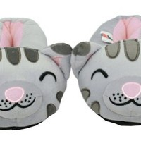 Cool Stuff - Big Bang Theory Ripple Junction Kitty Plush Womens Slippers