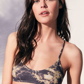 Out From Under Tie-Dye Bikini Top - Urban Outfitters
