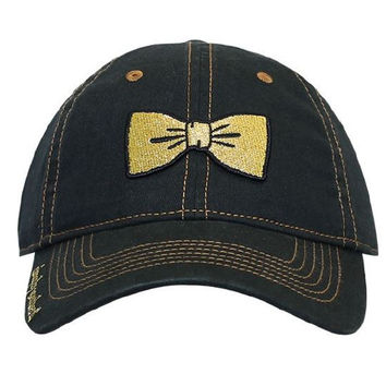 """Simply Southern """"Glitter Bow Gold"""" Hat"""