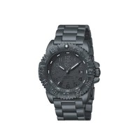 Luminox Sea Navy Seal Steel Colormark 3150 Men's Black PVD Watch A.3152.BO