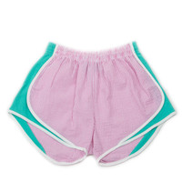 LAUREN JAMES: Shorties {Pink/Mint}