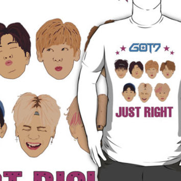 Got7 Just Right by kpoplace