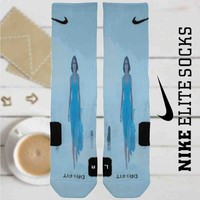 Out Of The Woods by Taylor Swift Custom Nike Elite Socks