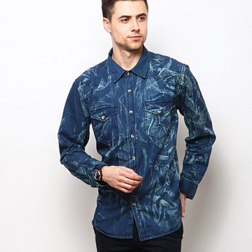 BIRTHDAY WEAR  men's clothing men's fashion shirt gift for him birthday gift for him
