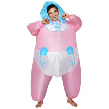 Inflatable Costume Suit Halloween Costume for adult costume party clothing suit for men and women Cosplay Bby T5761