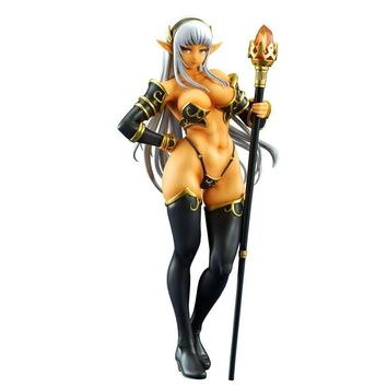 Dragon's Crown Q-six 1/6 Scale Figure : The Dark Elf Beastmaster [PRE-ORDER] - HYPETOKYO