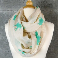 Good Fortune Infinity Scarf