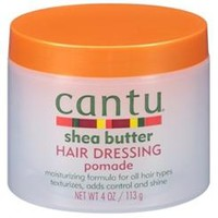 Cantu Shea Butter Hair Dressing Pomade 4oz Jar