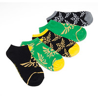 Legend of Zelda Ankle Socks 5-Pack