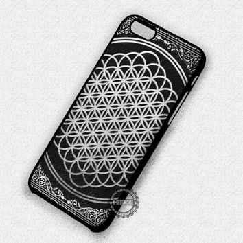 Symbol Intertwined Bring Me The Horizon - iPhone 7 6 5 SE Cases & Covers