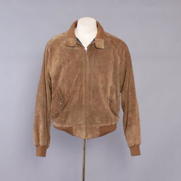1cfb3331e Best Vintage Men's Suede Jacket Products on Wanelo