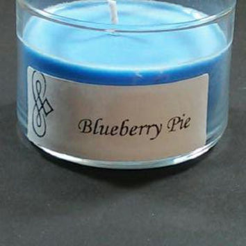 Blueberry Pie 4oz Scented Candle by Sweet Amenity Fragrances