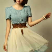 Dream feeling Vintage Dress