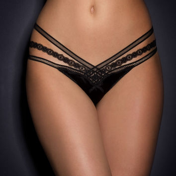 View All Lingerie by Agent Provocateur - Tina Brief