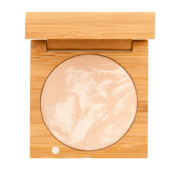 Baked Foundation in Light