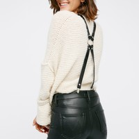 Free People Titania Suspenders