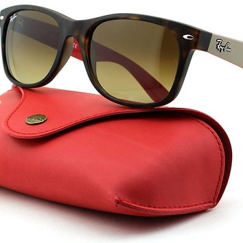 Ray-Ban RB2132 New Wayfarer Gradient Unisex Sunglasses