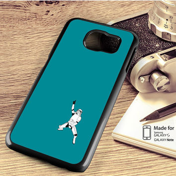 Clone Trooper Dance Funny Samsung Galaxy S4 S5 S6 Edge Plus S7 Edge Case Note 3 4 5 Edge Case