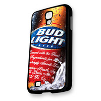 Bud Light Beer Bottle Samsung Galaxy S4