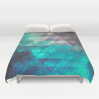 brynk drynk Duvet Cover by Spires